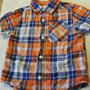The Children's place button down shirt